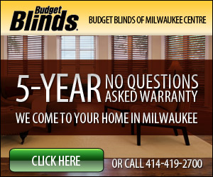Budget Blinds of Milwaukee Centre